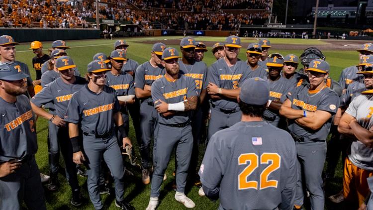 Tennessee Baseball's Hunley, Rucker get All-America honors