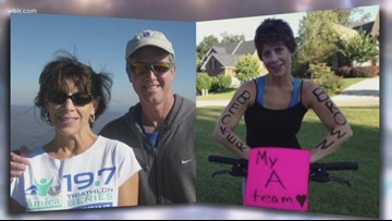 Buddy Check: Two-time breast cancer survivor shares her journey