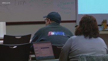 National First Responders Day: Around 30 people training with AMR to help their communities