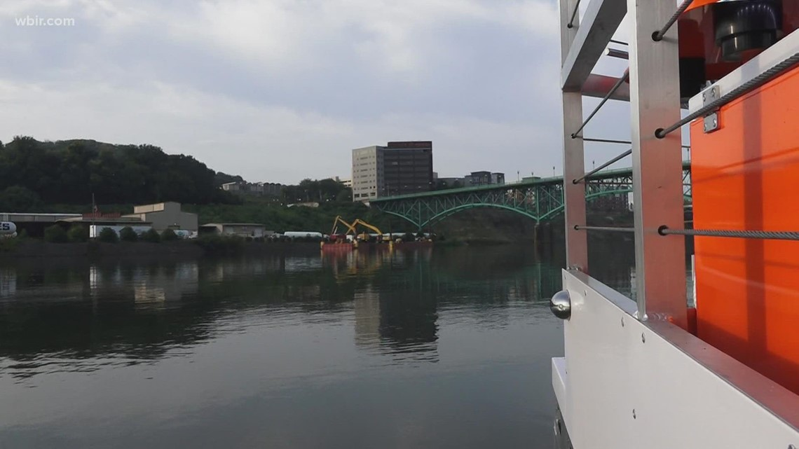New 'cycleboat' pedals into Knoxville