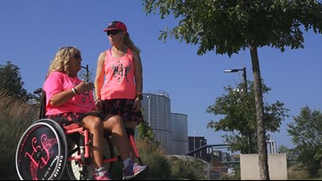 Rollin' on Rocky Top 5K benefits 'Ainsley's Angels'
