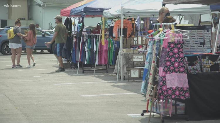 Halls Crossroads Market supports local businesses