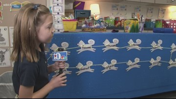 Morristown 2nd graders become experts in all things Iditarod