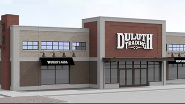 Duluth Trading Co. opening its first store in Knoxville today, Nov. 15