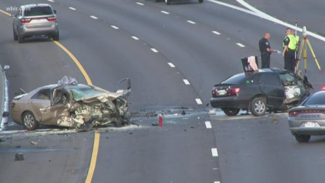 Witnesses: wrong-way driver tried to hit cars in I-40 deadly crash