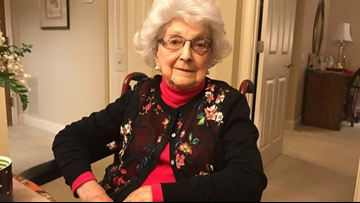 'I'm just livin' | Charlotte woman turning 109 years old says she still enjoys a glass of wine on Fridays