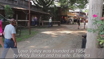 A day in the life of Love Valley