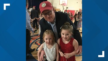 Entire flight waits to exit plane so NC man can make his twins' father-daughter dance