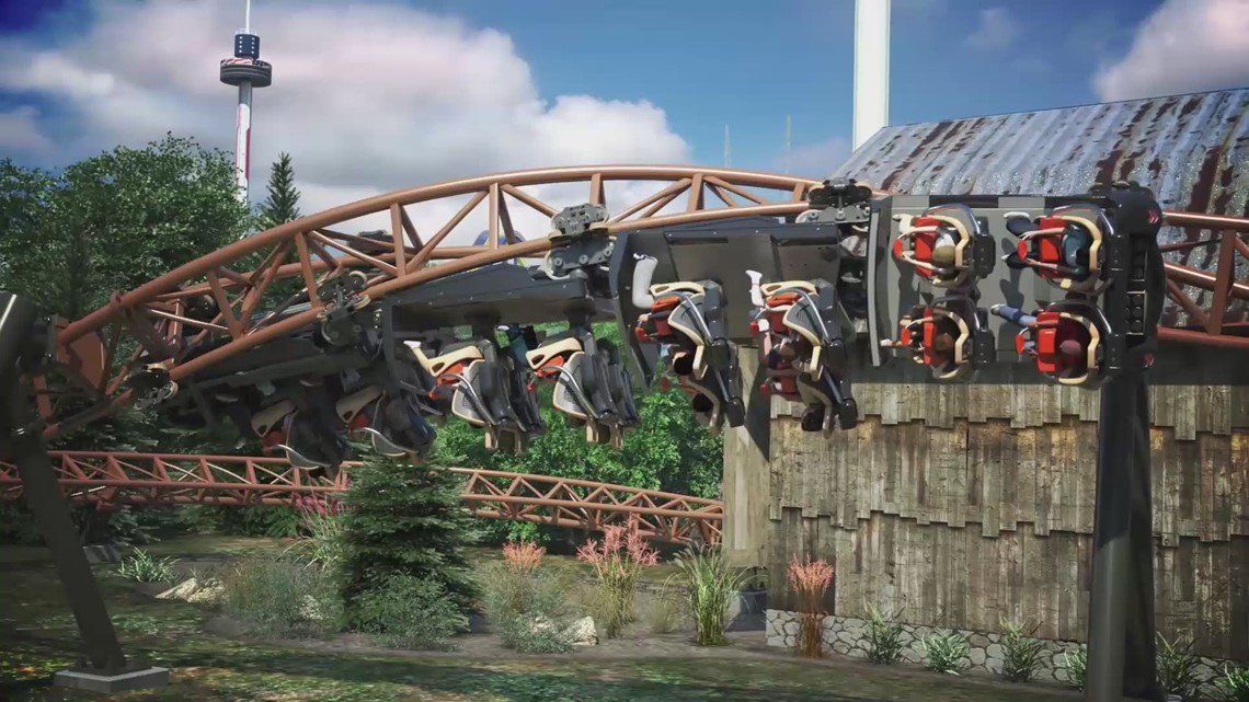 Carowinds announces new roller coaster for 2019
