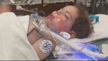'Just be ready': Family warns parents about emergency planning after son chokes on food