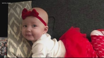 NC family grieves for baby given deadly dose of allergy medicine at daycare, police say
