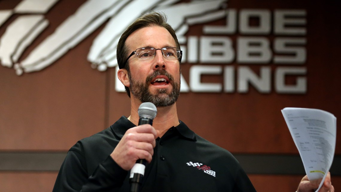 J.D. Gibbs, son of NASCAR team owner Joe Gibbs, passes away