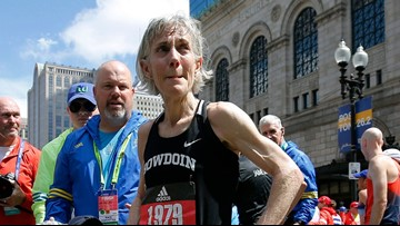 At 61, this trailblazing legend ran Boston just half-hour slower than 1979