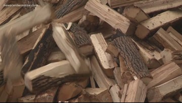 Sevier County offering free firewood delivery to disabled, elderly citizens