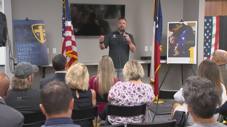 Veteran suicide prevention program expands to include first responders