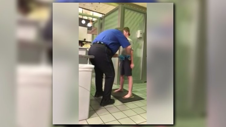 Mother 'livid' over son's treatment by TSA at DFW Airport