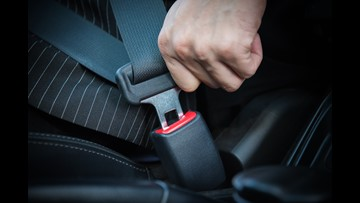Way to buckle up! Most Tennesseans are wearing their seat belt, survey says