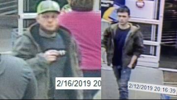Police: Razor blades found under shopping cart handles at NC Walmart