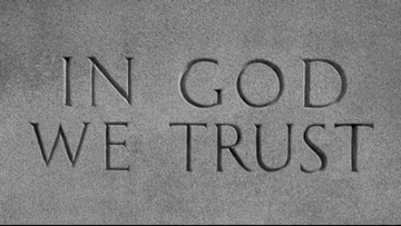 NC county approves putting 'In God We Trust' on all county vehicles