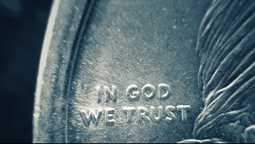 Kentucky lawmakers vote to put 'In God We Trust' in schools