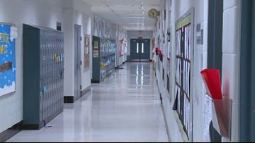 Teacher, principal accused of dragging boy, 10, through hall
