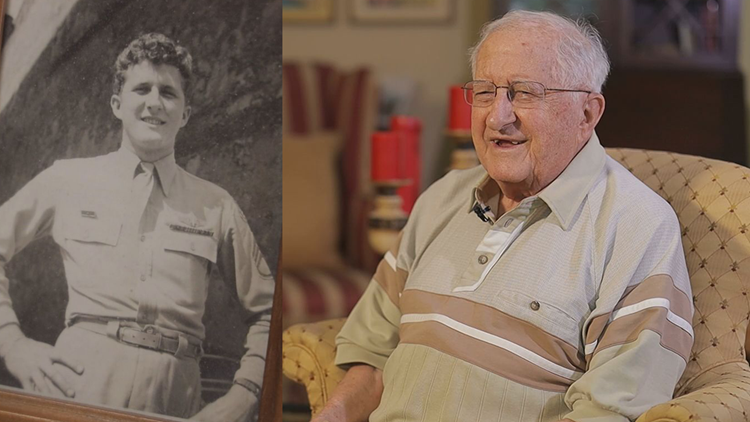 WWII Air Force pilot recalls his crew's death-defying missions
