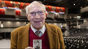 Ohio World War II veteran to get college degree at age 94