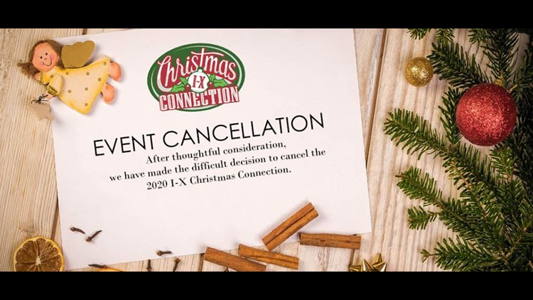 Knoxville Christmas Events 2020 Coronavirus concerns cancel Cleveland I X Christmas Connection