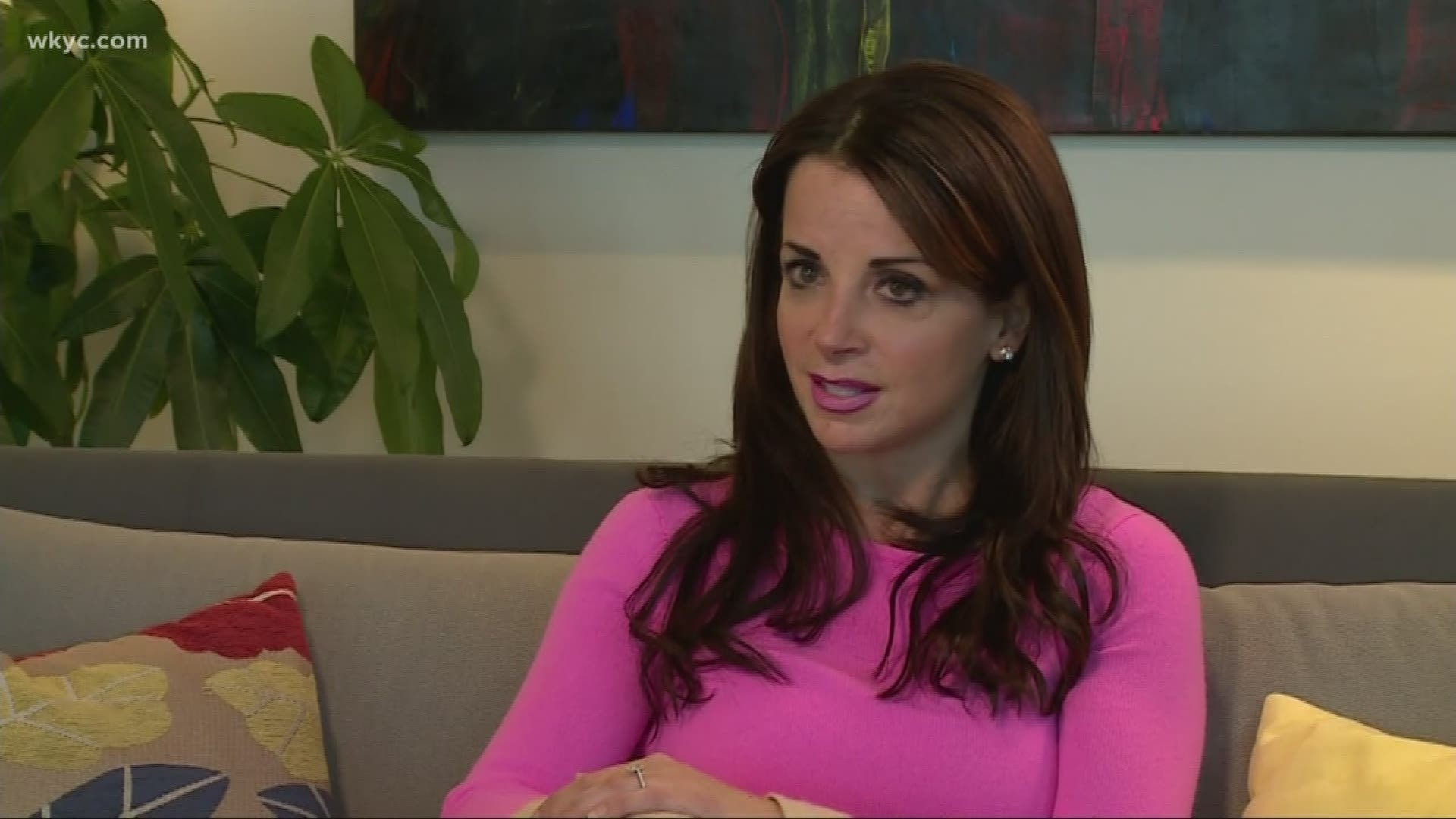 Extended video: Hollie Strano reveals more about 'deeply ...