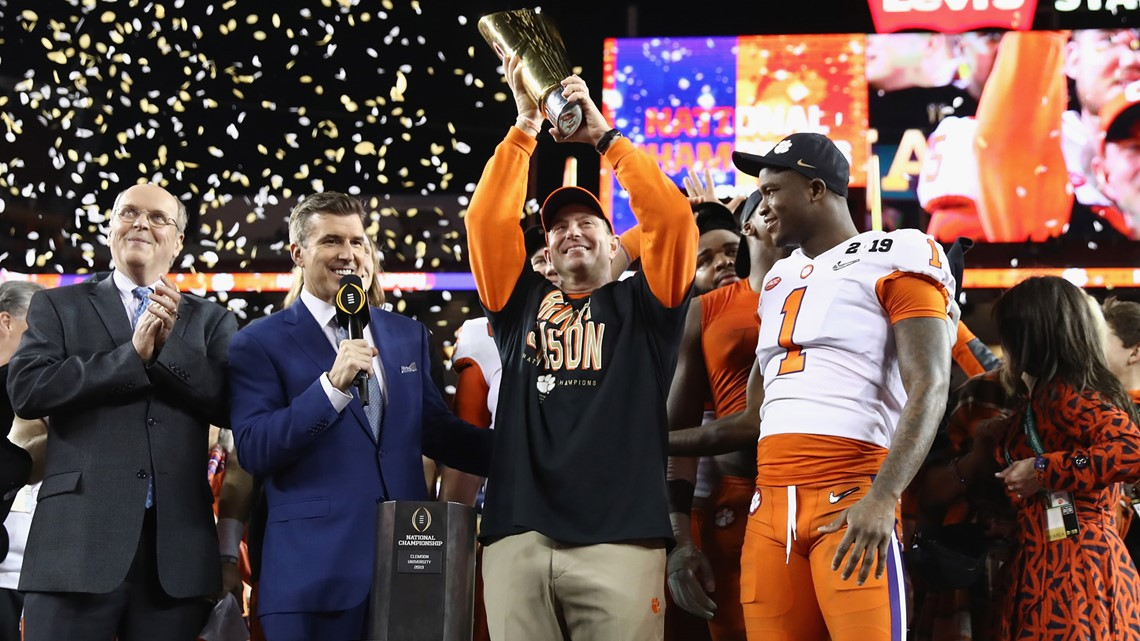 2019 National Championship Game Memes From Clemson S Triumph