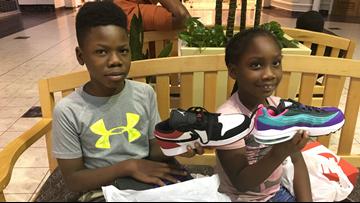 NFL star Casey Hayward returns home, buys shoes to reward Georgia students' good grades