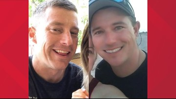 Search continues for missing Jacksonville, Fla., Fairfax, Va. firefighters who went fishing in a boat near Port Canaveral