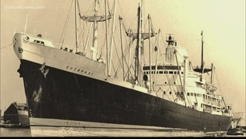 Ship believed to be lost in Bermuda Triangle in 1920s, found off Florida coast