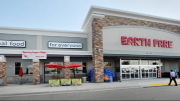 Earth Fare announces plans to close all of its stores, start liquidation sales