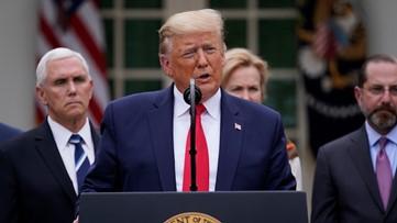 President Trump: Sunday is a 'National Day of Prayer' during coronavirus pandemic