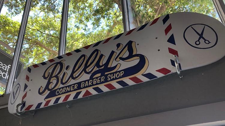 Billy's Barber Shop