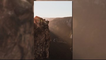 Do you know them? Photographer searching for couple seen in Yosemite proposal picture
