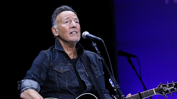 Bruce Springsteen announces movie of previously unreleased 'No Nukes' shows