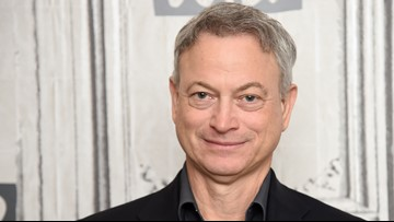 Hollywood star Gary Sinise honored with Congressional Medal of Honor Society Award