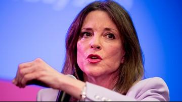 Former candidate Marianne Williamson endorsing  Bernie Sanders for president