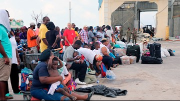Cruise ship to bring evacuees from the Bahamas to Florida