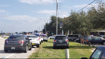 At least 5 people killed in a shooting at a bank in Florida, officials say