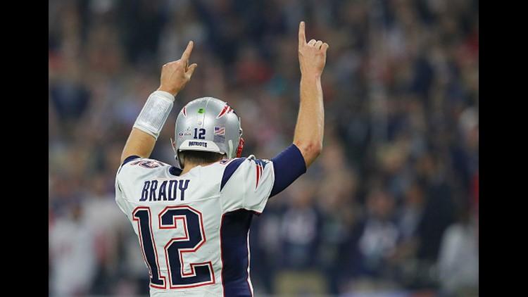 Tom Brady's stolen Super Bowl jersey found in Mexico | wbir.com