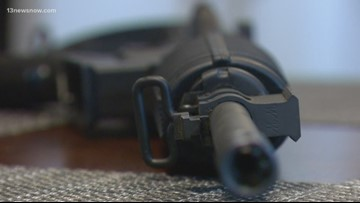 Bill banning assault weapons passes in Virginia House