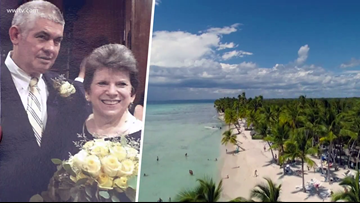Louisiana woman dies after honeymooning in the Dominican Republic