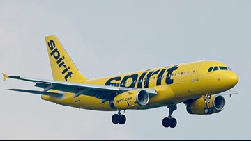 Spirit Airlines moving operations center to Tennessee