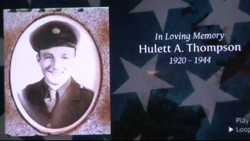 Years after his death, an American hero finally gets a heartfelt welcome home