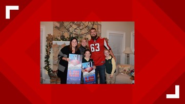 Falcons player gives military widow battling cancer Super Bowl LIII tickets