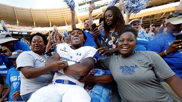 Tennessee to pay Georgia State $950,000 after loss