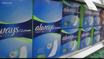Tampon tax break faces resistance in Tennessee